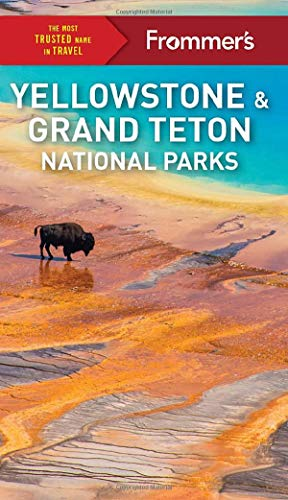 Frommer's Yellowstone and Grand Teton National Parks (Complete Guide) - 513anLDdyIL