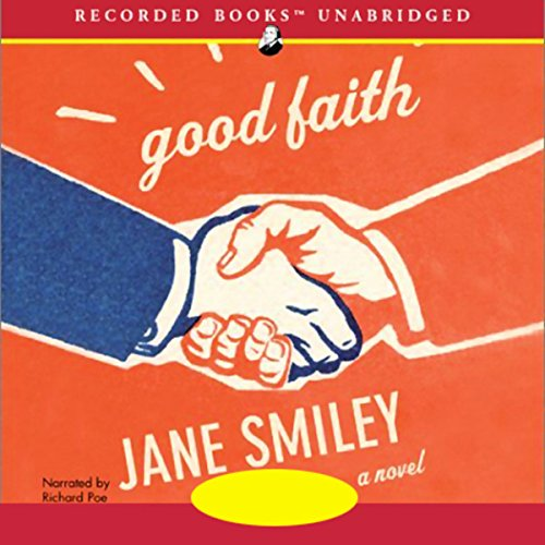Good Faith audiobook cover art