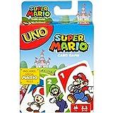 ウノ スーパーマリオ 【スペシャルルールカード 無敵マリオ&ホワイトマリオ付き 】 DRD00