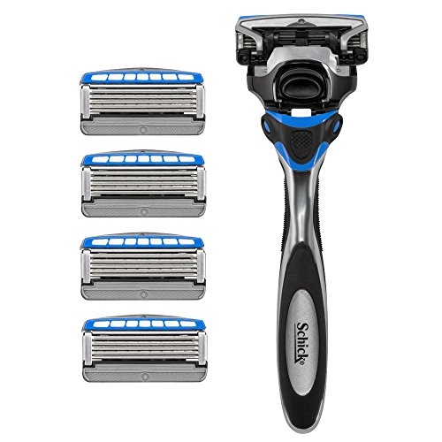 Schick Hydro Sense Hydrate Razors for Men With Skin Guards and Shock Absorbent Technology, 1...