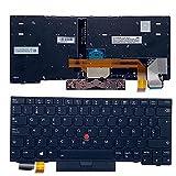 Español Teclado retroiluminado para Lenovo Thinkpad X280 A285 X390 X395 L13 X13 Yoga S2 5TH 01YP130 01YP210 01YP050 01YP000 01YP040 01YP120 01YP160 01YP200 Spanish SP Latin LA ES Keyboard