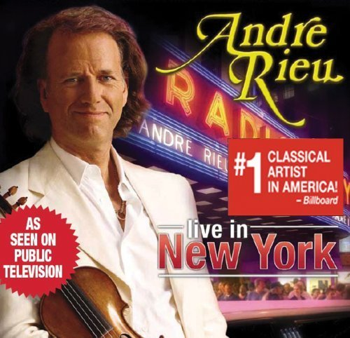 Radio City Music Hall Live in New York by Andre Rieu (2007) Audio CD