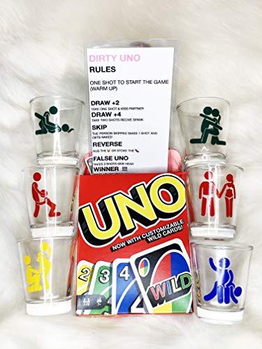 Dirty UNO (Kinky uno)