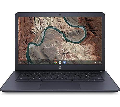 HP 14' Chromebook - AMD A4 - 32 GB eMMC - Blue