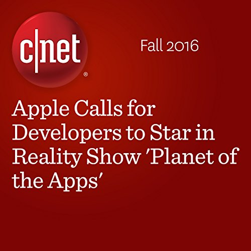 Apple Calls for Developers to Star in Reality Show 'Planet of the Apps' cover art