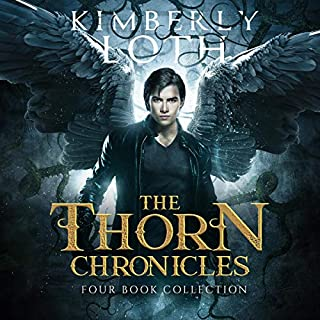 The Thorn Chronicles cover art