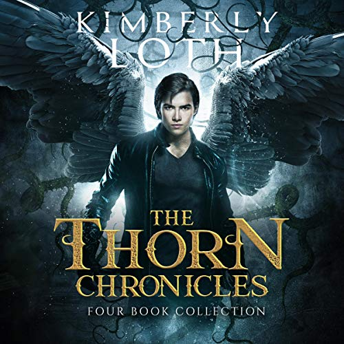 Couverture de The Thorn Chronicles