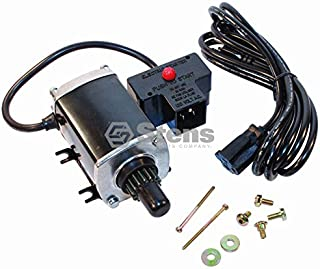 Silver Streak # 435615 Electric Starter Kit for ARIENS 72403600, MTD 951-11196, MTD 751-11196