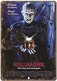 Hellraiser Movie Blechschilder Vintage Metall Poster Retro