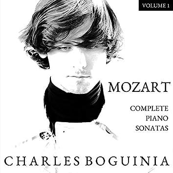 Mozart: Complete Piano Sonatas, Vol. 1