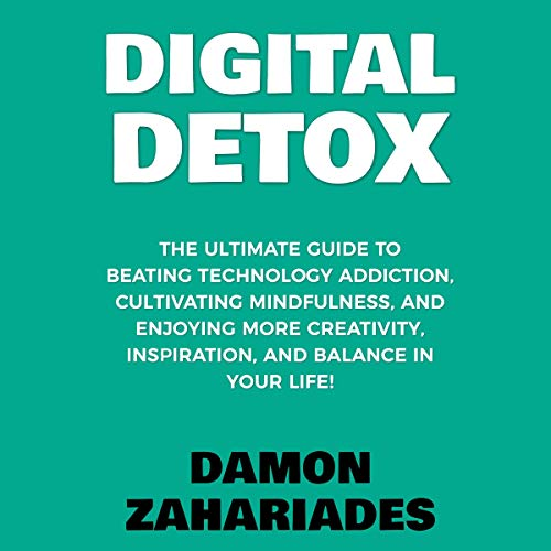 Digital Detox audiobook cover art