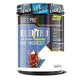 Life Pro Elektro 500g   Pre Workout en Polvo   Suplemento Pre Entreno de la Mejor...