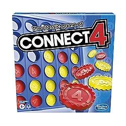Image of Hasbro Connect 4 Game: Bestviewsreviews