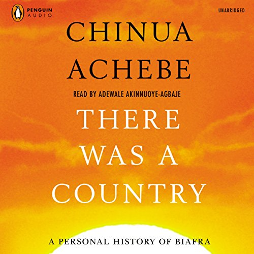 There Was a Country audiobook cover art