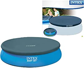 Intex 28020 - Cobertor piscina hinchable Easy Set 244 cm