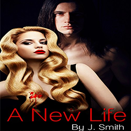 A New Life audiobook cover art