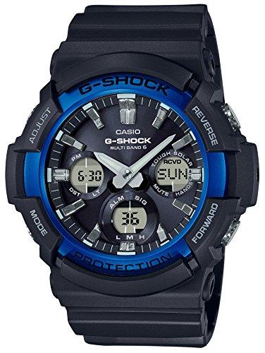 [カシオ] 腕時計 ジーショック 電波ソーラー G GAW-100B-1A2JF メンズ ブラック