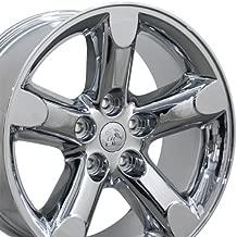 OE Wheels 20 Inch Fits Chrysler Aspen Dodge Dakota Durango Ram 1500 RAM 1500 Style DG56 20x9 Rims Chrome SET
