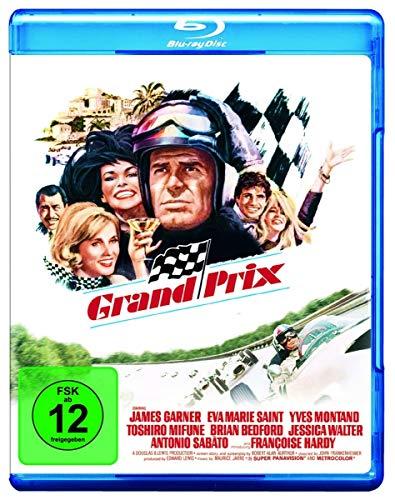 Grand Prix [Blu-ray]