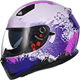 Shiro Casco Sh881 Enjoy Rosa (XS)
