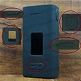 Silicone Case for Cuboid Mini JOYETECH 80W Skin Sleeve Wrap (Black)