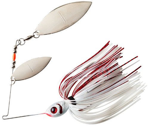 BOOYAH Blade - Double Willow Blade - Wounded Shad...