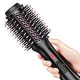 AEVO Hot Air Brush, Combination Hair Dryer Brush & Volumizer, 4-in-1 Hair Dryer