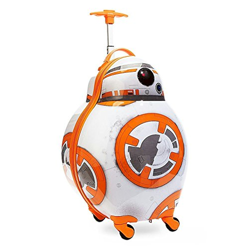 Disney BB-8 Rolling Luggage - Star Wars: The Force Awakens