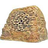 Rockustics Rock OctoRock Speaker - 2-way - Cable - 100W (RMS) - Sandstone