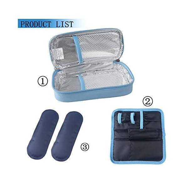 buy  Goldwheat Insulin Cooler Travel Case for Diabetics ... Diabetes Care