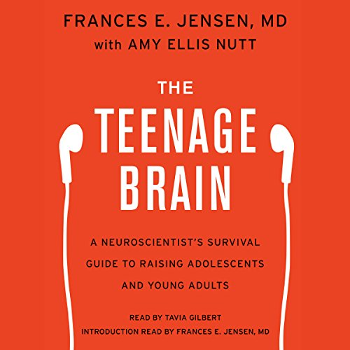 Couverture de The Teenage Brain