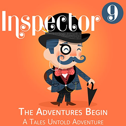 Inspector 9 audiobook cover art