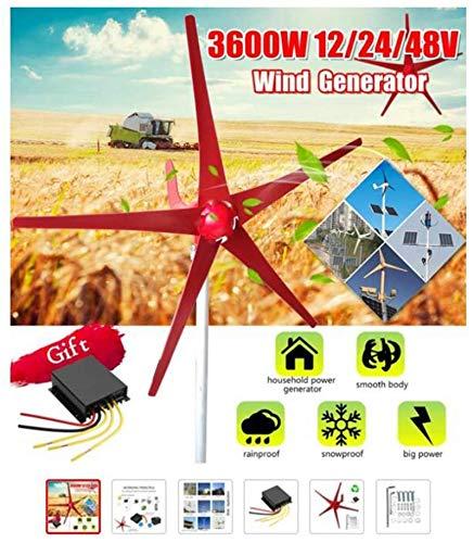 Fangfang Turbina de Viento, Generador de Electricidad de la energía eólica de...