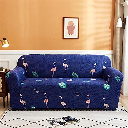 Se Utiliza para 1/2/3/4 Asiento Sofá Muebles Funda Protectora Funda De Sofá Funda Elástica para Sofá Cuerda Fija Funda De Sofá Fija 3 Seater (190-230 cm)