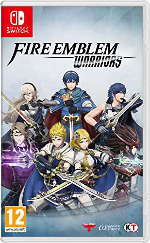 Fire Emblem Warriors (Nintendo Switch) [importación inglesa]