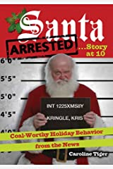 Santa Arrested...Story at 10: Coal-Worthy Holiday Behavior from the News Paperback