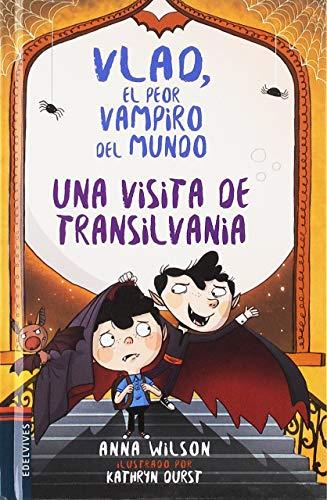 Una visita de Transilvania: 3 (Vlad, el peor vampiro del mundo)