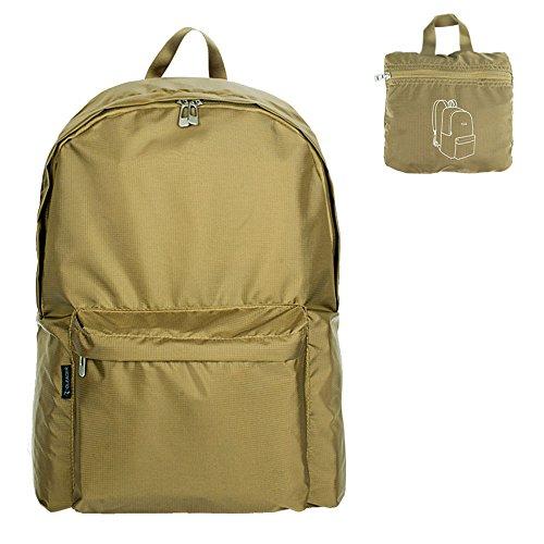 OLEADER 25L Ultra léger Packable Backpack Sac à Dos Pliable Daypack Handy résistant à l'eau Nylon Bag pour Les Sports d'extérieur Camping Travel