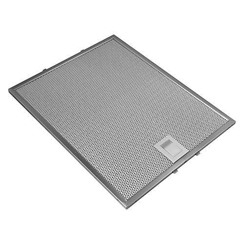 Adecuado para Bosch, Siemens, Neff y Constructa, filtro de grasa de metal de Allspares 353110 y 00353110.
