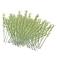 Milageto 100パックレイアウトモデル鉄道モデル建物モデル竹の木砂丘風景