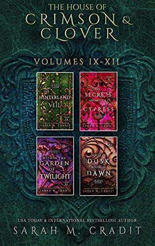 The House of Crimson & Clover Boxed Set Volumes IX-XII: A New Orleans Witches Family Saga (Crimson & Clover Collections Book 3)