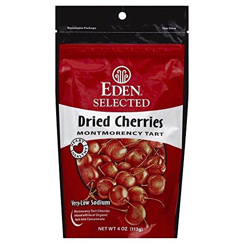 Eden Montmorency Dried Cherries 40 OZPack of 12