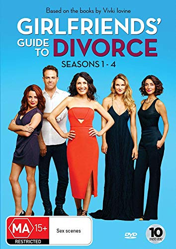 Girlfriends Guide To Divorce: Seasons 1-4