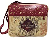 Harry Potter Marauder's Map Messenger Bag School Cross Body Bag …