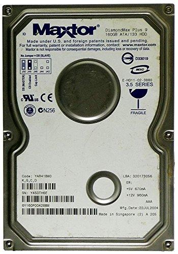 160GB HDD Maxtor DiamondMax Plus 9 SATA ID10723
