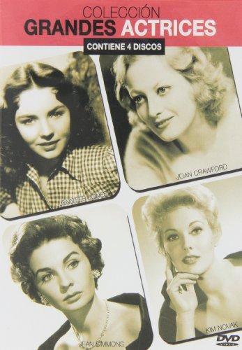 Coleccion Grandes Actrices: El Caso De Lucy Harbin / En La Mitad De La Noche / Una Bala En El Camino / Éramos Desconocidos. [DVD]