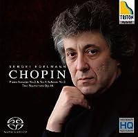 Piano Sonatas 2 & 3 by F. Chopin (2012-03-13)