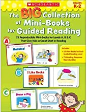 The Big Collection of Mini-Books for Guided Reading: 75 Reproducible Mini-Books for Levels A, B & C That Give Kids a Great Start in Reading (Paperback) - Common