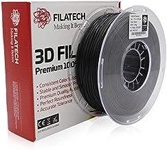 Filatech FilaPLA (Heavy Duty PLA) Filament-1.75mm-Black-1.0KG - Made in UAE