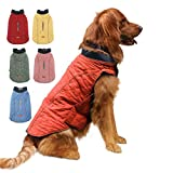 EMUST Dog Jackets for Winter, Cold Weather Coats for Dogs, Soft Winter Jackets for Medium ...